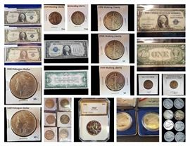 COINS / CURRENCY