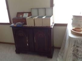 Smaller Cabinet