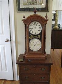 Southern Calendar Clock Company Fashion 4 Clock