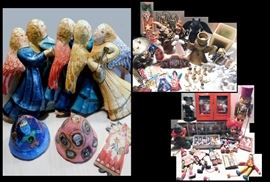 bab Christmas from Around the World including Nutcrackers