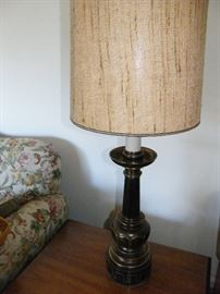vintage Stieffel table lamp