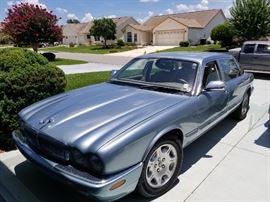 2003 Jaguar JX8