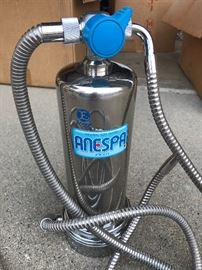 Enagic Anespa Mineral Iron Water Spa