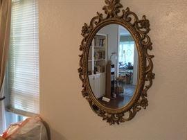 Great framed mirror
