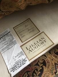 Lillian August sofa