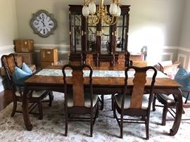 (9) piece Dining Room Set