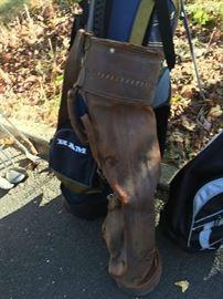 Antique Golf Bag