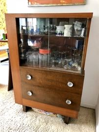 Gilbert Rohde for Herman Miller No. 3622 Tall Cabinet c. 1936