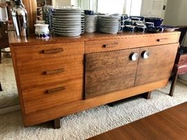 Gilbert Rohde for Herman Miller No. 3622 Credenza c. 1936