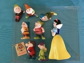 Some of the vintage Disneyland treasures
