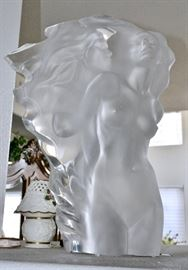 Frederick Hart Acrylic Sculpture - AVAILABLE NOW FOR PRE SALE
