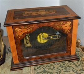 Thornes Disk Music Box