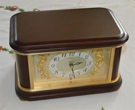 Jewelry Box Clock