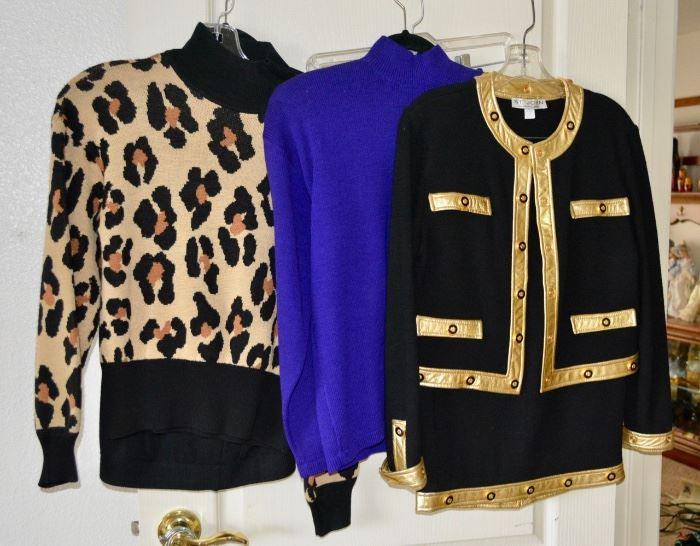 Vintage Designer Clothing including St John!