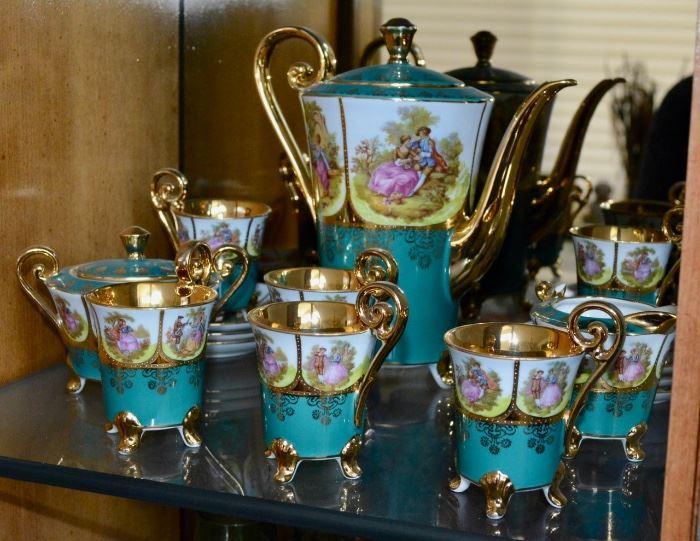 Barvarian Tea Set