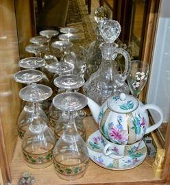 Crystal and Ceramics