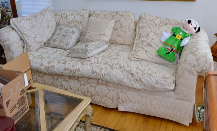 Sofas - Chairs - Tables