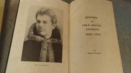 History of Pike County Book
