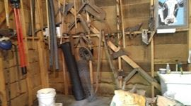 Farm implements tools & more