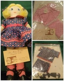 Mary wooten dolls & clothes