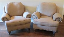 Pair of super comfy chairs
