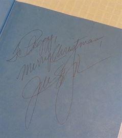 Jill St. John autograph