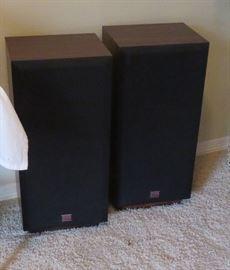 Cerwin-Vega speakers