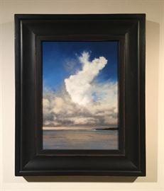 Oil on panel by St. Louis artist Jeff Aeling.