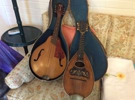 ANTIQUE MANDOLINS