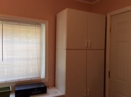 ONE OF MANY FREE STANDING CUPBOARDS FOR SALE
