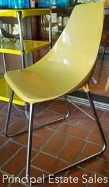 Minimalist Mid Century side chair