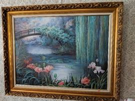 Oil Painting $200