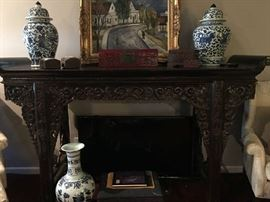 Asian Altar Table