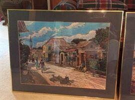 Jamaican prints