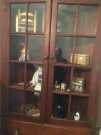 Wonderful corner cabinet