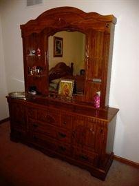 huge dresser chest