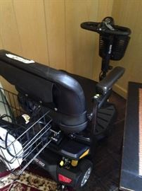 "Consigned ""Access2Mobility"" motorized scooter for seniors"
