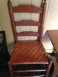 Primitive Texas antique chair