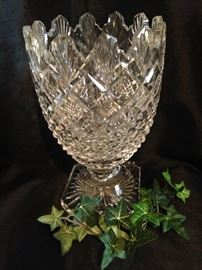 Elegant Waterford vase