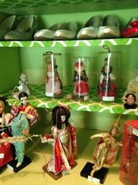 Dolls from different countries