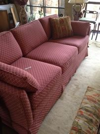 3-cushioned sofa