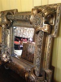Absolutely fabulous  5 feet x 5 feet mirror