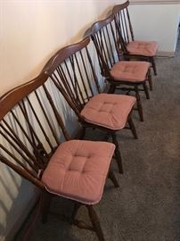 Sprague and Carleton chairs