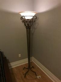 Relco Italian Floor Lamp