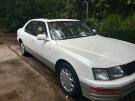 1996 LEXUS LS400 99K MILES