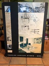 Modern Building Design 1950s