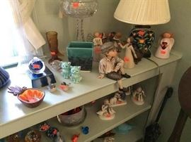 Treasure Craft, Bishop California Ceramics, Mörse (Sweden), Goebel