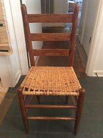 Very sturdy rattan chair