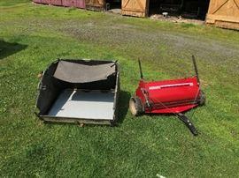 Agway Lawn Sweeper