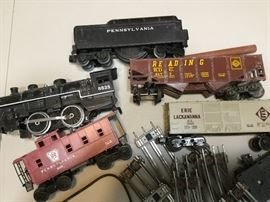 Toy Trains ft. Lionel    http://www.ctonlineauctions.com/detail.asp?id=737660